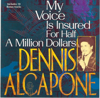 Dennis Alcapone - My Voice is Insured For Half A Million Dollars - 1989