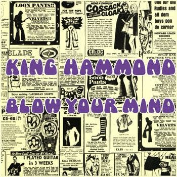 King Hammond - Blow Your Mind - 1992