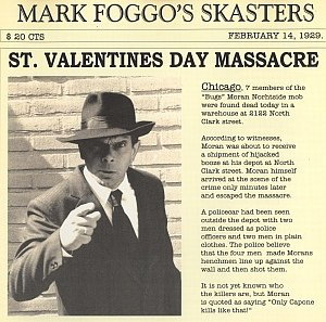 Mark Foggo - St. Valentinesday Massacre (Skanky' Lil Records) - 1998