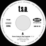 The Senior Allstars - Three Coins In The Foundation - 2001