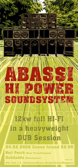 Abassi Hi Power Soundsystem (D) Dub The Island, Conne Island Leipzig 04- Februar 2006 (19)-jpg