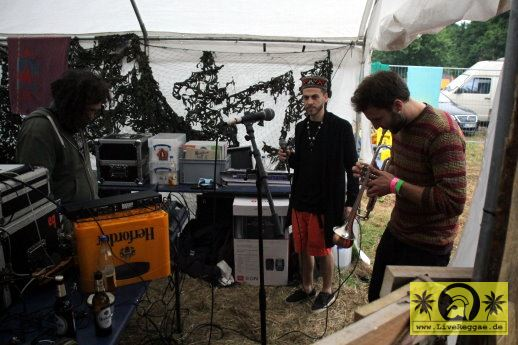Acid Dub Foundation (D) 22. Reggae Jam Festival - Bersenbrueck - Roots Plague Dubcamp 30. Juli 2016 (10).JPG