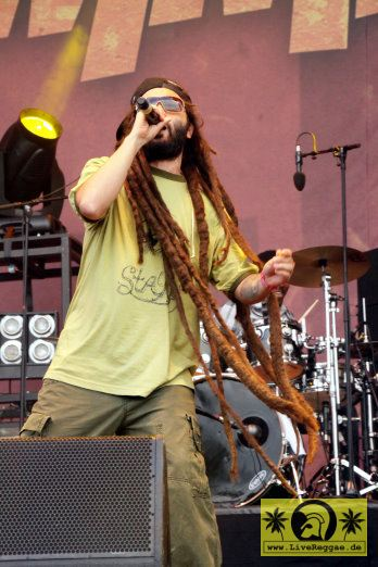 Alborosie (Jam) with The Shengen Clan 27. Summer Jam Festival - Fuehlinger See, Koeln - Red Stage 08. Juli 2012 (6).JPG