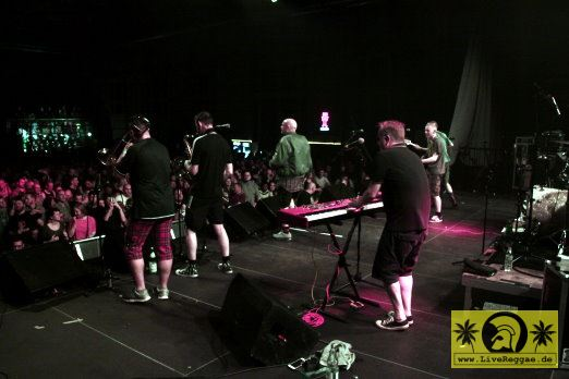 Bad Manners (UK) 7. Berlin Ska City Festival - Huxleys, Berlin-Neukoelln 26. Januar 2019 (14).JPG