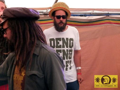 Dan I Locks (S) with Kunderbunt - Roots Plague Dub Camp - Reggae Jam Festival, Bersenbrueck 2. August 2019 (3).JPG