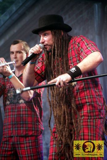Distemper (RUS) 19. This Is Ska Festival - Wasserburg, Rosslau 26. Juni 2015 (1).JPG