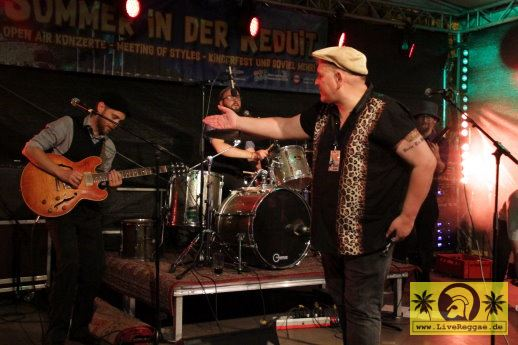King Hammond (UK) with The Magic Touch - Riverside Stomp - Reduit, Mainz-Kastel 09. Juni 2018 (13).JPG