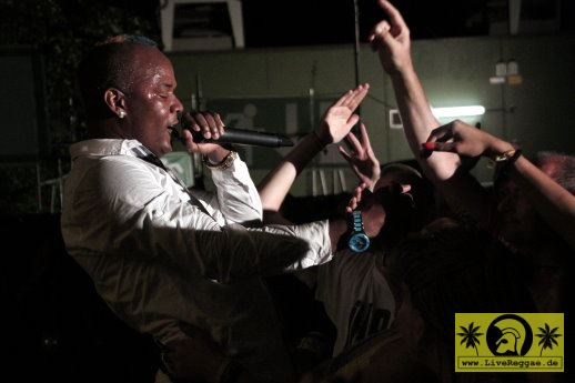 RDX (Jam) and The Dub Akom Band 20. Reggae Jam Festival - Bersenbrueck 01. August 2014 (12).JPG