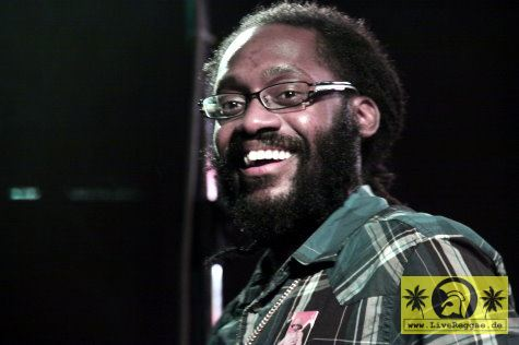 Tarrus Riley (Jam)