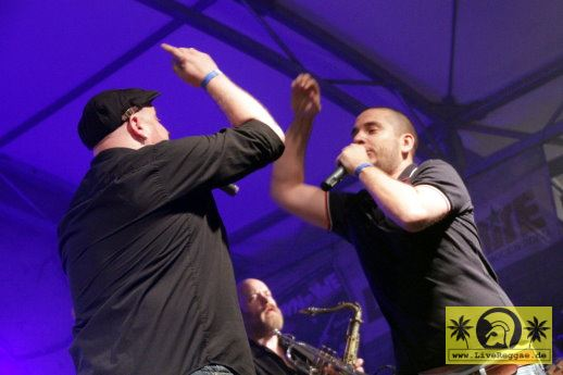 The Busters (D) feat. Dr. Ring Ding 18. This Is Ska Festival - Wasserburg, Rosslau 27. Juni 2014 (15).JPG
