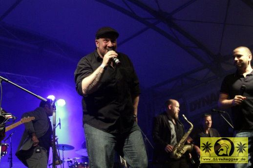 The Busters (D) feat. Dr. Ring Ding 18. This Is Ska Festival - Wasserburg, Rosslau 27. Juni 2014 (9).JPG