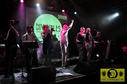 The Invisibles (NL)  Freedom Sounds Festival - Gebaeude 9, Koeln 20. April 2018 (19).JPG