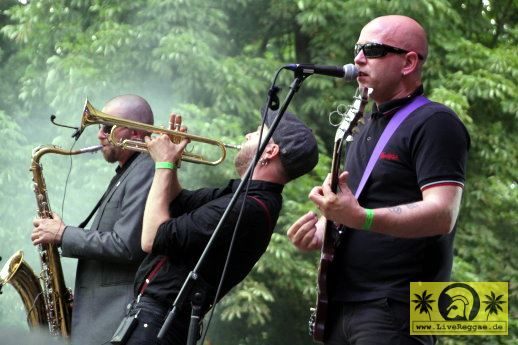 The Liptones (S) 21. This Is Ska Festival - Wasserburg, Rosslau 24. Juni 2017 (11).JPG