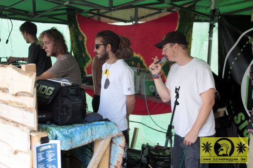 Zion Garden (D) by Sankofa Sound - Roots Plague Dubcamp, Reggae  Jam, Bersenbrueck 2. August 2019 (1).JPG