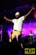 Fantan Mojah (Jam) with The House Of Riddim Band 20. Reggae Jam Festival - Bersenbrueck 02. August 2014 (9).JPG